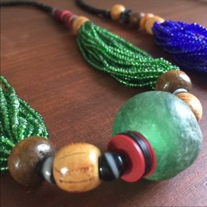 Jewelry - Gorgeous Colorful Handmade Beaded Necklaces